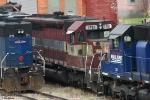 MRL SD45 1701