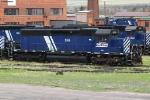 MRL SD40-2XR 256