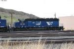 MRL SD40-2XR 264