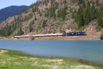 Blue Sky, Blue Units, Blue Boxcar and Blue Water