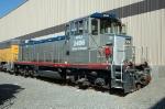 RPRX 2406, RailPower GG20B Demonstrator, on the UPRR
