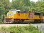 UP 5203 , kennesaw, ga , summer 2006