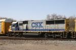 CSX 8621