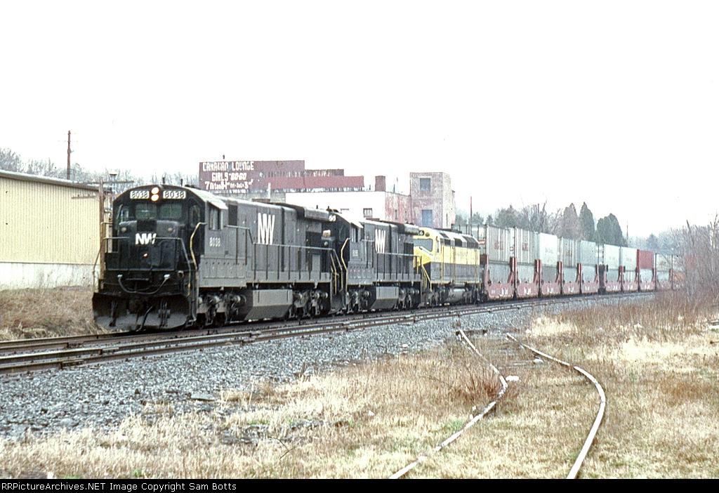 NW 8038