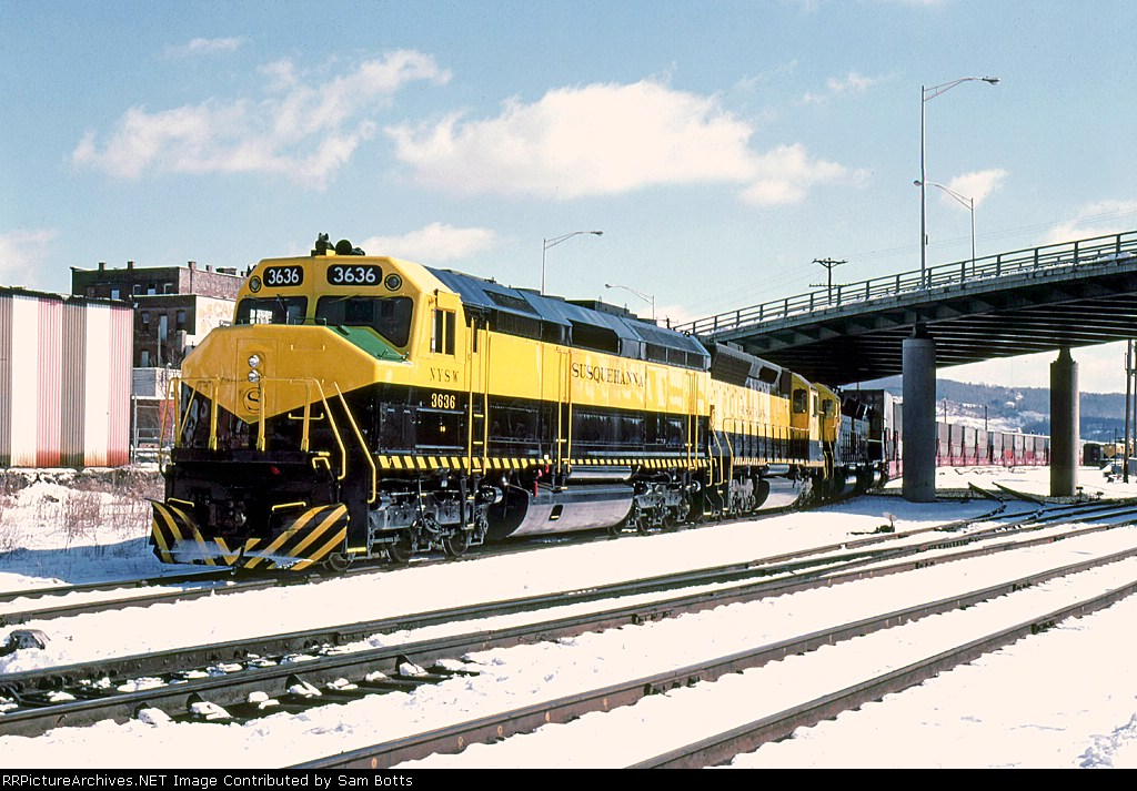 NYSW 3636