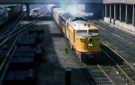 Milwaukee Road in Chicago