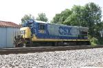 CSXT 5853