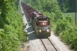 CSX Transfer Train