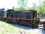 Shenandoah Valley RR 8701