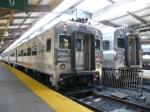 Comet V's invade Hoboken Terminal