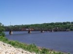 Crossing the Mississippi