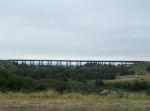 Former C&NW Bridge over the Niobrara River, Now part of the Cowboy Trail Bike Path