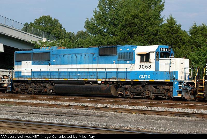 GMTX SD60 # 9058