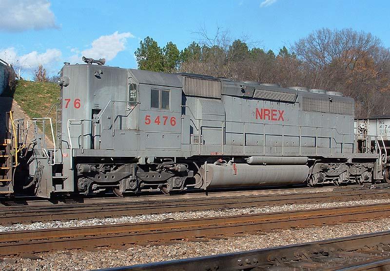 NREX 5476  Ex SR 3250W