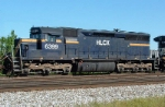 HLCX 6399 , The SD40X