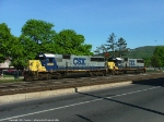 CSX 8596 & CSX 8517