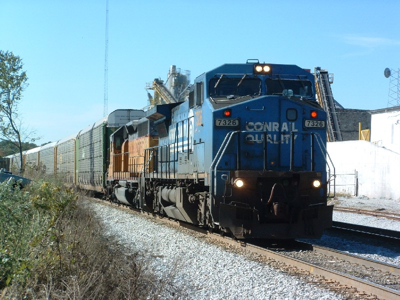 CSX 7326
