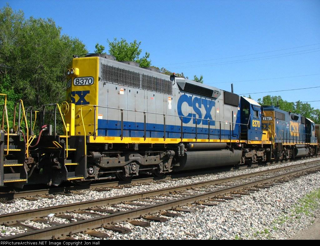 CSX 8370
