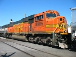 BNSF 8985