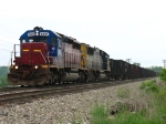 HLCX 6205 & CSX 8570 starting out with K357