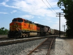 BNSF 4591 & 838 waiting to go west with E941-22