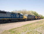 UP 8340, TFM 2643 and CSX 2805