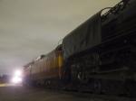 SP 4449 & UP 844
