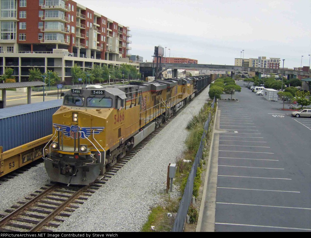 UP 5466 East