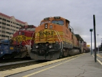 BNSF 540 West