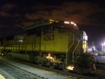 UP 4363 East