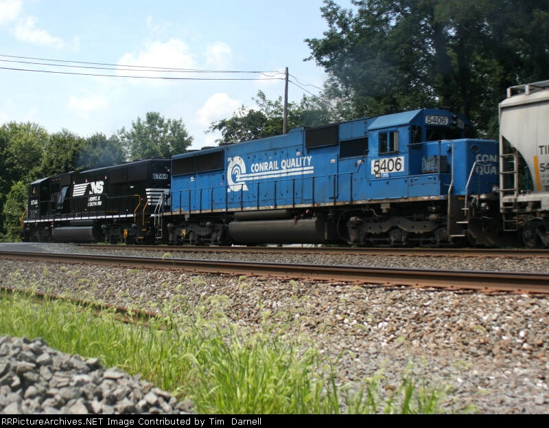 NS 5406 on 13G
