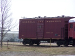Norfolk & Western #410 (Power Car) Now Owned and Operated by the FEVR