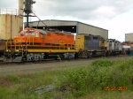 PNWR squarehouse, engine track 3