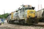 CSX 2216 (Road Slug) ex-B&O GP30