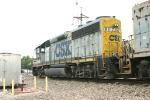 CSX 6417 (GP40-2) ex C&O