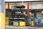 NS Chattanooga Diesel Shop