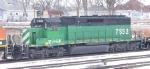 BNSF 7852