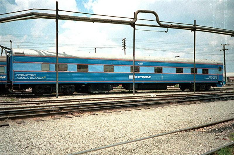 FNM 728 AGUILA BLANCA