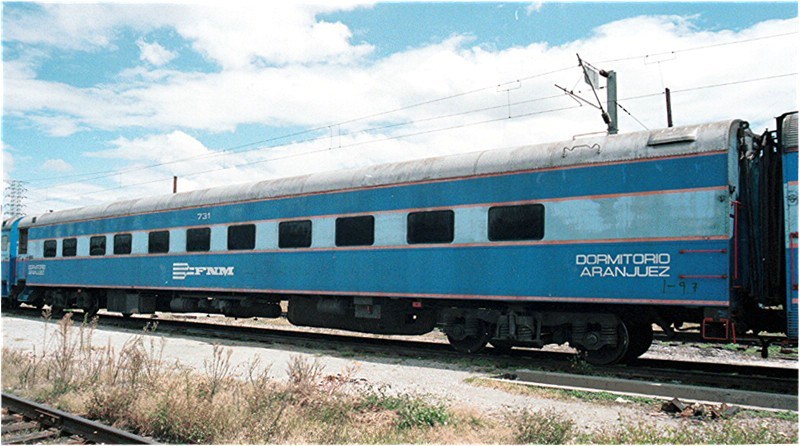 FNM 731 ARANJUEZ