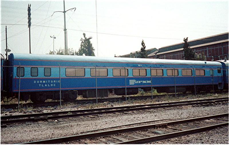 FNM 757 TLALOC