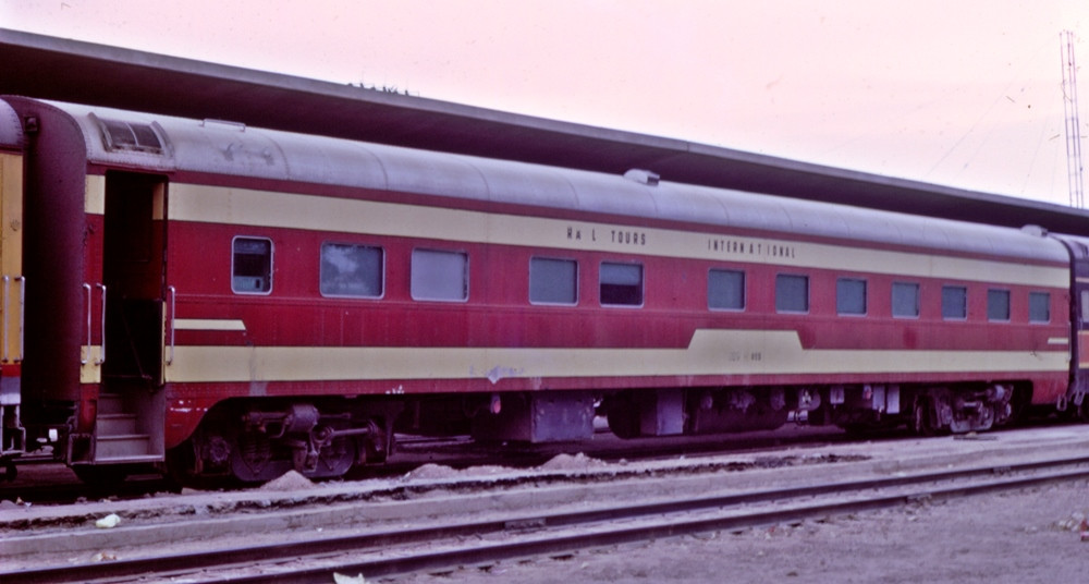 Rail Tours International 1 RED CLOUD