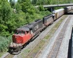 CN 5266 with train 271