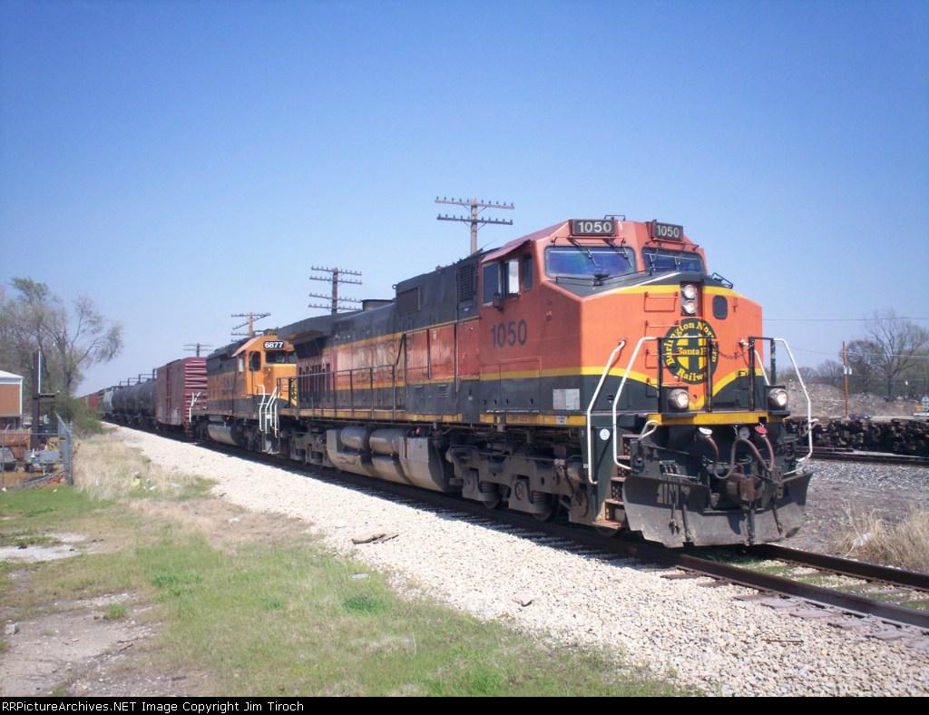 BNSF 1050