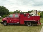 WSOR hi-rail truck