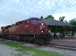 New territory for CP 8616