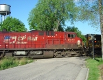 CP 9512 would be the leader if this train was taking the Fox Lake Sub to Chicago