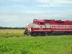 WSOR 3806 on the fast track to Janesville