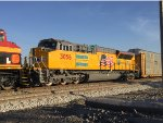 Brand New UP 3056 SD70AH-T4
