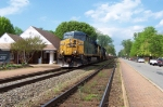 CSX 5360 leads L173 today