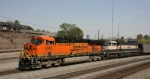 "BNSF 5969 ""GE ES4400AC"" & BN ex 9636 ""SD 70Mac heads north"